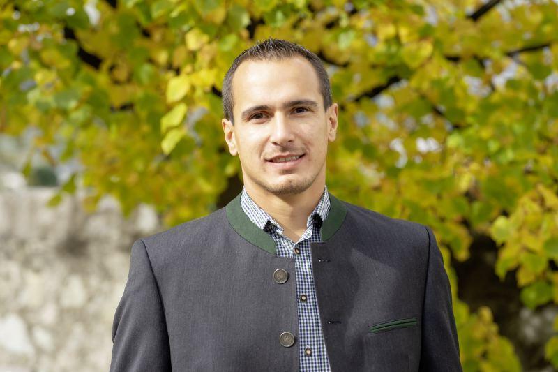 Johann Ortner, BEd
