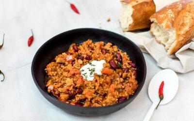 Jetzt werd's guat: Chili con Carne